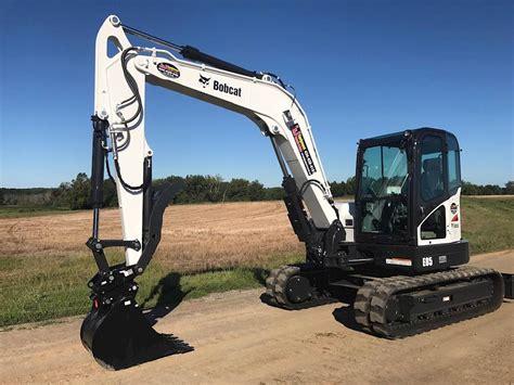 bobcat  compact excavator  sale  hours whiteville nc