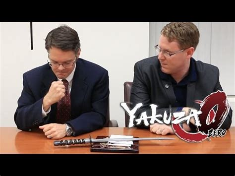 yakuza  american yakuza business card scene youtube