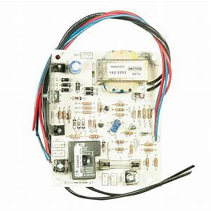 009905 Lumacell Dust Tight Charger Board For Use In Rg Dtf