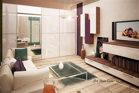 3d home interior design garsoniera timpuri noi deco zone design