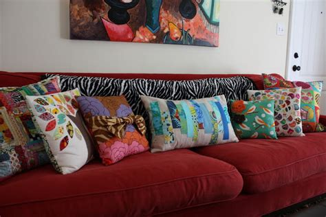 decorative pillow ideas for sofa change sofa look only by beautifying it with throw pillow