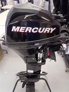 Buy New 2012 Mercury 20 Hp 4 Stroke Outboard Motor Tiller