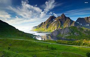 Mountain Landscapes wallpaper