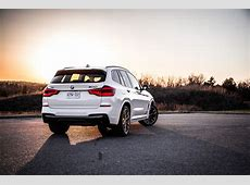Review 2018 BMW X3 M40i CAR