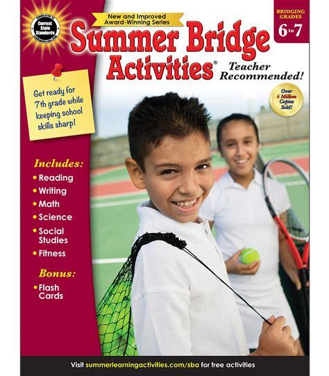 summer bridge activities sale  sixth  seventh grade