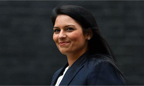 UK appoints First Indian-Origin Priti Patel as Home Secretary