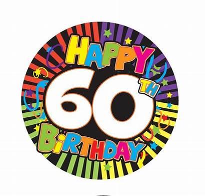 60th Birthday Clipart Happy Clip 60 Cake