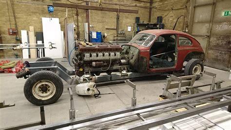 volvo pv     diesel  engine swap depot