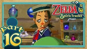 The Legend Of Zelda Spirit Tracks Part 16 Linebeck