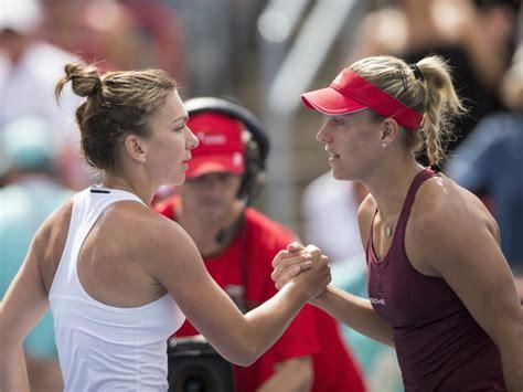 French Open 2018: Simona Halep beats Angelique Kerber to reach semi-final - BBC Sport