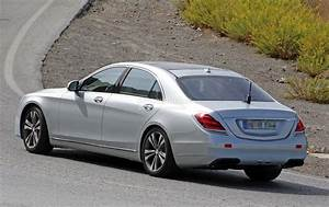 Mercedes Class S : 2018 mercedes benz s class flaunts its subtle facelift autoevolution ~ Medecine-chirurgie-esthetiques.com Avis de Voitures