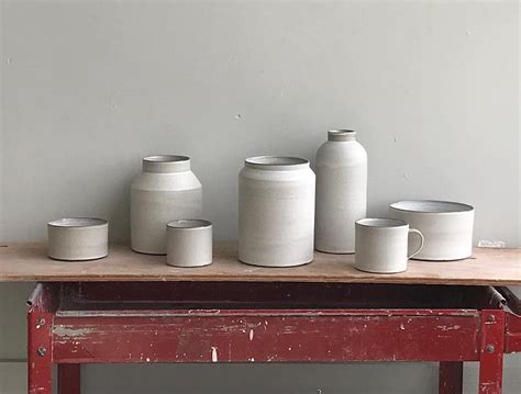 women ceramicists  cult followings remodelista