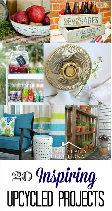 17 Best Ideas About Upcycling Projects On Pinterest  Diy