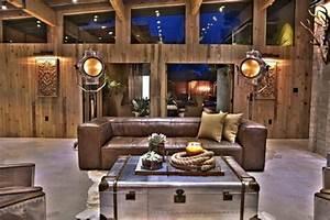 Table Basse Malle : maison vendre au texas un int rieur clectique et moderne ~ Melissatoandfro.com Idées de Décoration