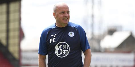 Wigan boss Paul Cook in demand with Bristol City ...