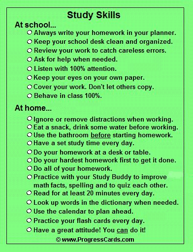 Study Skills On Pinterest  Study Tips, Study Habits And Note Taking