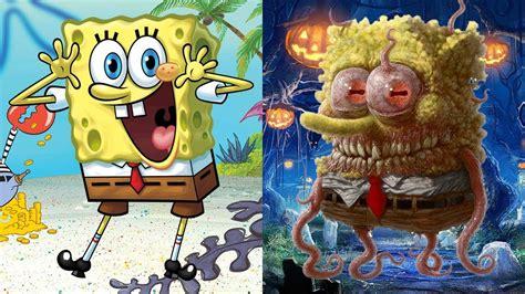 Spongebob Squarepants Characters As Monsters