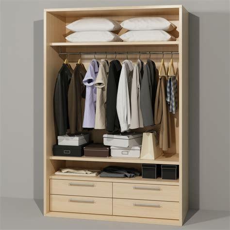 ds max wardrobe clothes