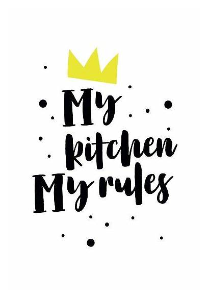 Rules Kitchen Redbubble