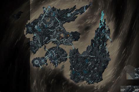 shadowlands map zones alpha maps instances build wow