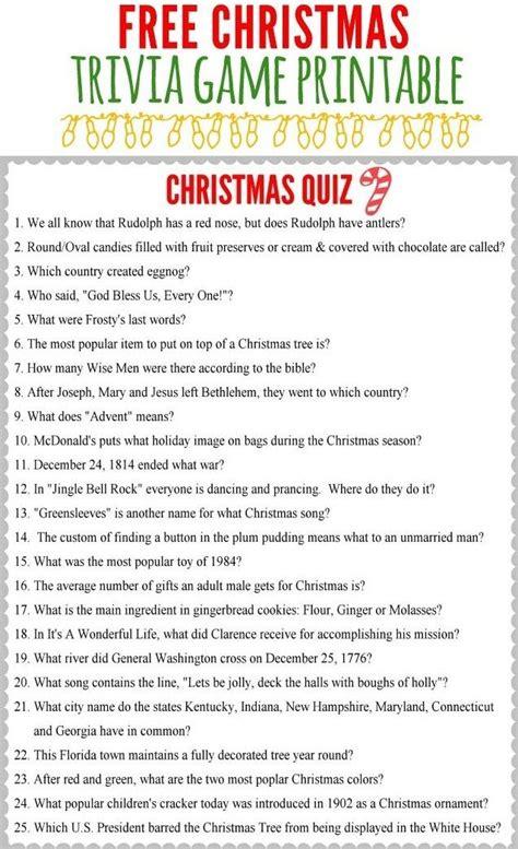 「クリスマスのトリビアゲーム」のおすすめアイデア 25 件以上  Pinterest  クリスマストリビア、クリスマストリビアの質問、クリスマスクイズ 質問