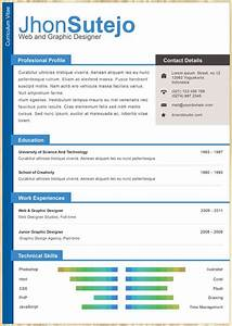 CV Template by Jhon Sutejo cv ideas