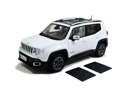 jeep renegade  scale diecast model car