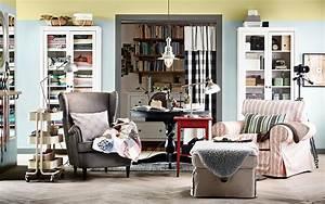 Wohnzimmer Gemtlich Einrichten Ideen IKEA