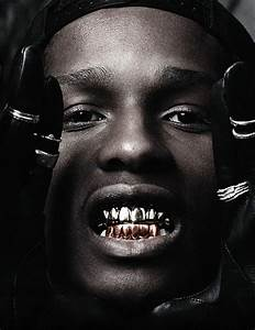 [PICS] A$AP Rocky — Is The Rapper Getting Close To Rihanna ...