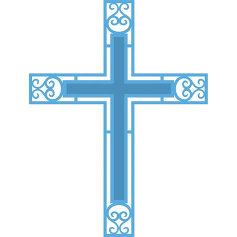 Blue Cross Clip Art  Clipart Panda  Free Clipart Images