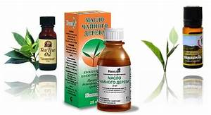 Как вывести маслом чайного дерева папилломы