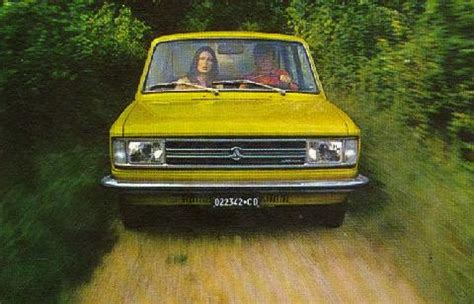Autobianchi A111 1 (1970) - Picture Gallery - Motorbase