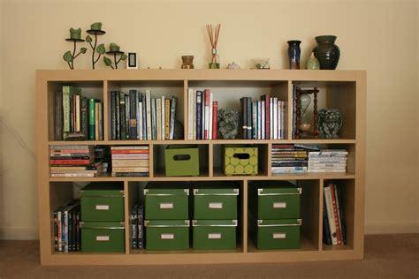 Bookcase Storage Ideas by Bookshelf With Storage Box