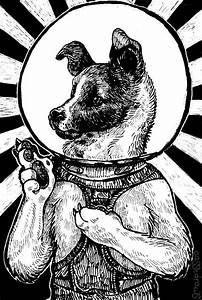 17 Best images about Laika on Pinterest | Cartoon, Space ...