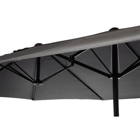 ombrellone terrazzo ombrellone doppio da giardino terrazzo o mercato