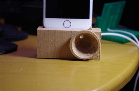 iphone 6 speaker dock 3d printed iphone 6 6s speaker dock by 3dsolio pinshape