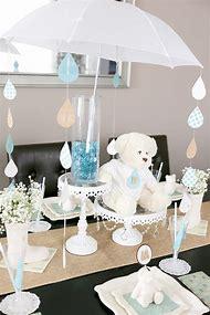 Umbrella Themed Baby Shower