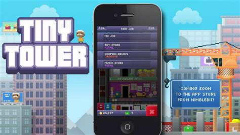 tiny tower residential floors tiny tower adds more options more floors and