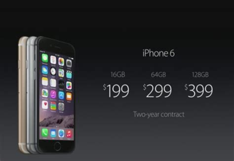 how much is a iphone 4 worth how much iphone 6 here s how much it ll cost for an iphone