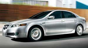 Acura Tls 2008 by 2008 Acura Tl Specifications Car Specs Auto123