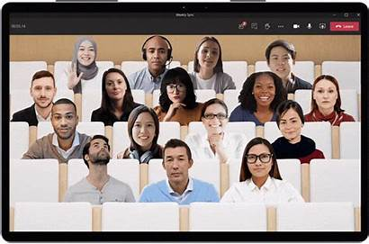 Microsoft Mode Together Teams Zoom Meeting Fatigue