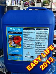 Easy Life Flüssiges Filtermedium : easy life fl ssiges filtermedium 5 liter meerwasser filter filtermedien ~ Yasmunasinghe.com Haus und Dekorationen