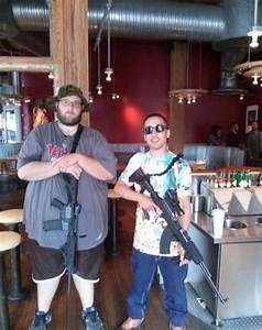 Why Chipotle Just Banned Guns – Mother Jones