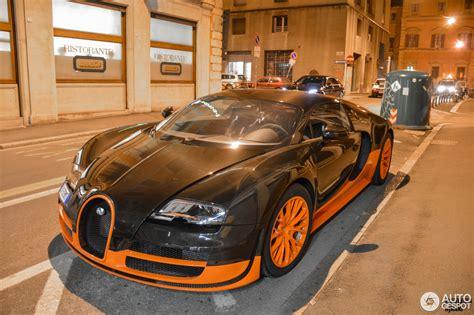 2015 bugatti veyron super sport. Bugatti Veyron 16.4 Super Sport L'Edition Spéciale Record ...