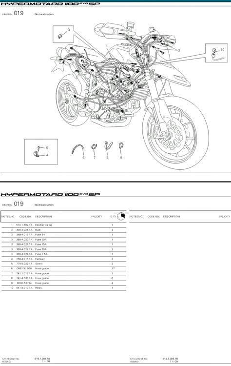 Ducati Evo 1100 Wiring Diagram by Hypermotard 1100 Dead Wiring Diagram Needed Page 3