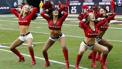 Cheerleaders Texans Nfl Houston Dolphins Miami Football
