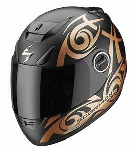 Scorpion Exo 750 Visier : casque int gral scorpion exo 750 air tribal noir bronze ~ Kayakingforconservation.com Haus und Dekorationen
