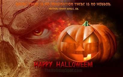 Halloween Creepy Screensavers Happy Horror Spooky Evil