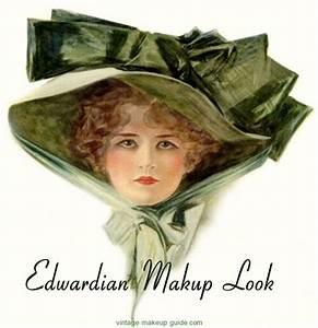 Edwardian Makeup styles Gallery   vintage makeup guide ...