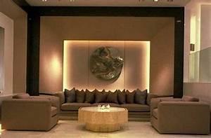 Ziegel Deko Wand : gestaltung wohnzimmer wand ~ Sanjose-hotels-ca.com Haus und Dekorationen